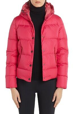 Moncler Lena Hooded Down Puffer Jacket - Moncler Sz 2 (M) - Pink - New with Tags