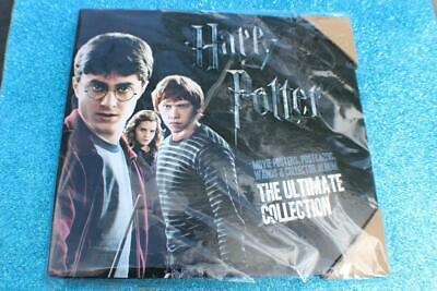 Harry Potter The Ultimate Collection Postcards Collector Album