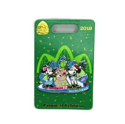 Disney Aulani 2019 Christmas Mele Kalikimaka Hawaii Limited Edition Pin