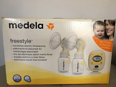 Medela Freestyle Double Electric Breastpump