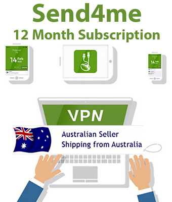 seed4.me VPN 1 Year Premium 5 Devices Unlimited Downloads Not Shared or Cracked