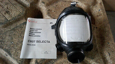 Selecta Masque Complet / Type : C 607 / comme Neuf