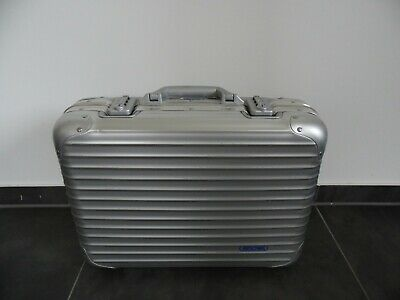 RIMOWA Topas Aluminium Aktenkoffer Business-Notebook-Case free shippment