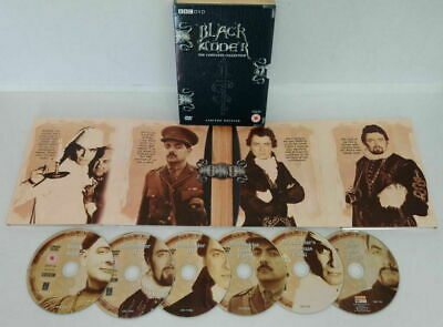 The Black Adder - The Complete Collection - DVD - 6 Disc Boxset