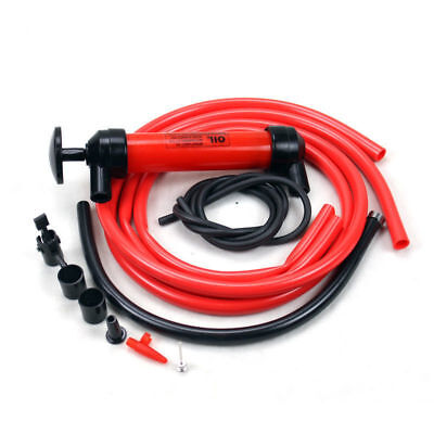 Auto Oil Fluid Suction Vacuum Extractor Petrol Hand Operated Oil Change Pump Kit
