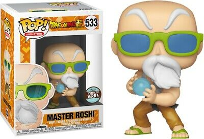 Funko POP! Anime - Dragon Ball Super: Master Roshi Specialty Series #533