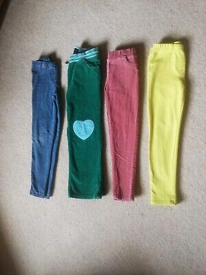 Girls Mini Boden Trousers Bundle Age 7-8 Years