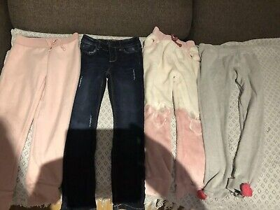 Baby Gap Girls Joggers Size 6-7 Years