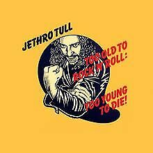 Too Old to Rock 'n' Roll:Too Young to Die! de Jethro Tull | CD | état très bon