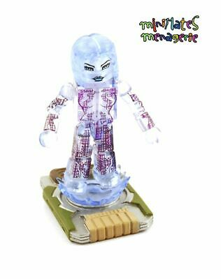 Violet Shield Halo Minimates TRU Toys R Us Wave 2 Jackal Major