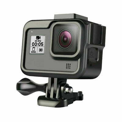 For Gopro Hero 8 Black Camera Housing Case Cover Shell Frame Protective Case New