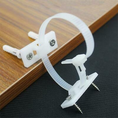 Furniture Anchor Anti-Tip Earthquake Straps Kids Protection Safety Kit cs