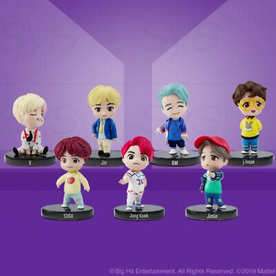 BTS POP-UP HOUSE OF BTS Official MD Mini Figure + Tracking Number