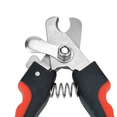 Pet Nail Dog Cat Claw Clippers Trimmer Scissors Grooming Cutters File TWO S H5I4