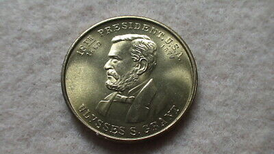 "ULYSSES S GRANT-""THE AMERICAN CAESAR"" Token/Coin"
