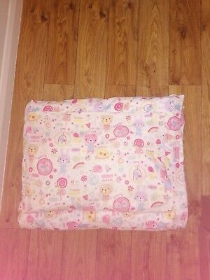 Toddler bed duvet and pillow Duvet cover and Pillow case all included