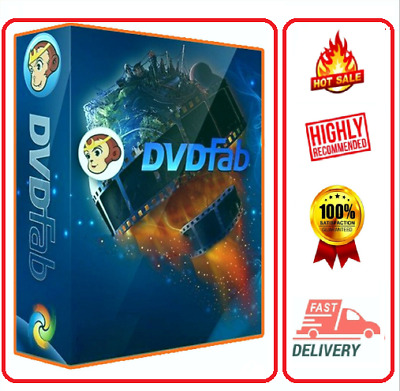 🔥DVDFab 11 ☑Lifetime License ☑Multilingual ☑Unlimited Devices ☑IFast Delivery🔥