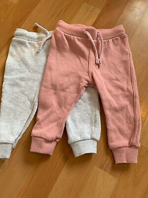 baby girls joggers