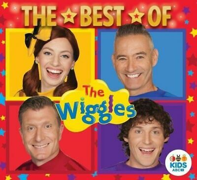 The Wiggles – The Best Of The Wiggles [New & Sealed] CD