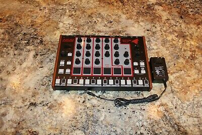 Akai Professional Rhythm Wolf Analog Drum Machine / Bass Synthesizer