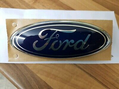 NEW GENUINE FORD FOCUS 2004-2008 REAR FORD OVAL BADGE 3//5 DOOR ESTATE 1779943