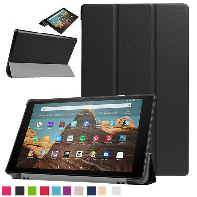 For Amazon All New Kindle Fire HD 10 2019 9th Generation Shockproof Smart Case