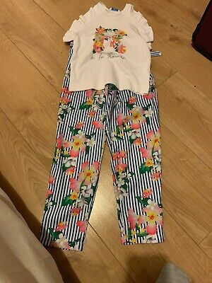 Girls 2 Piece Mayoral Outift Age 7