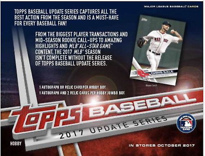 2017 Topps Series 1, 2 & Update Team Sets - Your Pick - #s listed in description