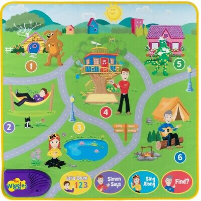 The Wiggles Interactive Playmat
