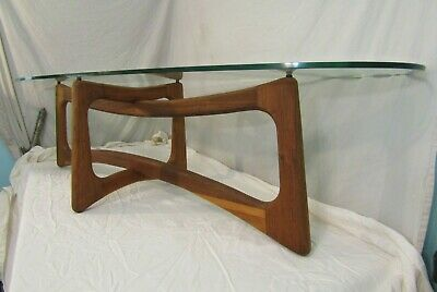 Rare Mid Century Modern Coffee Table By Lane Vintage