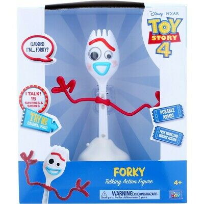 Toy Story 4 Forky Talking Figure 20cm