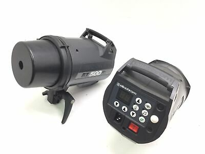Flash Estudio Elinchrom Kit 2 Bxri 500 W 5251715
