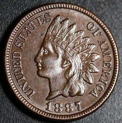 1881 Indian Head Cent Penny Good GD