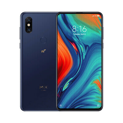 Xiaomi Mi Mix 3 Single Sim 5G (128GB,6GB Ram)(Libre) - Azul