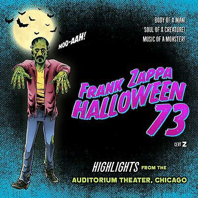 Frank Zappa - Halloween '73 (Highlights) - Cd - New