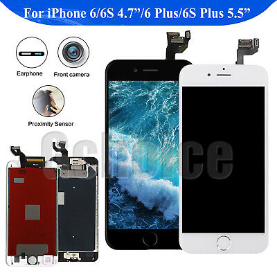 For iPhone 6S /6 Plus/6S Plus LCD Touch Screen Full Replacement +Button+Camera