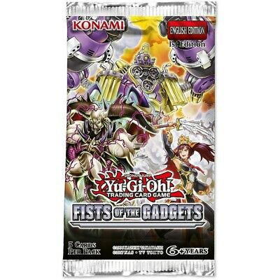 Yu-Gi-Oh! TCG Fists of the Gadgets