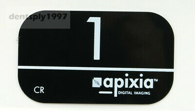 Dental PSP Plate 1# ScanX Apixia digital Phosphor plate X-ray imaging for adult
