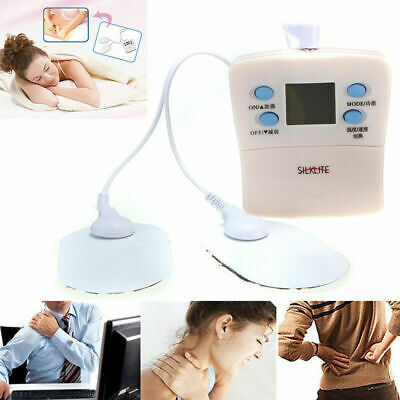 Digital Therapy Full Body Massager Pain Relief Acupuncture Back Tens Machine Uk