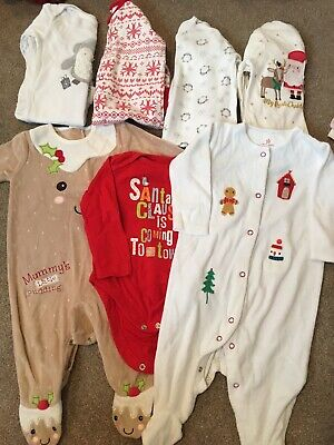 Baby Christmas Clothing 3-6 Months