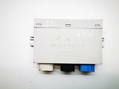 Bmw 5 X5 Series E39 E53 Pdc Parking Distance Control Module Ecu 66.21- 6921414