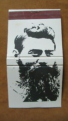 C1970s Unused Ned Kelly Themed Match Book The Kelly Homestead Bryant & May Match