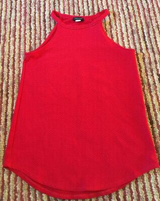 Girls Vest Top By River Island Age 9-10 Hardly Worn