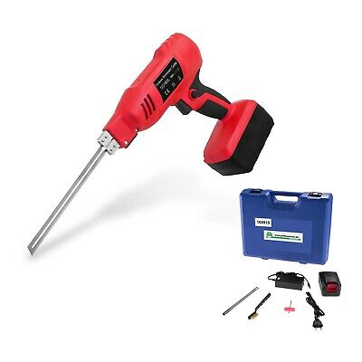 Foam Cutter Professional Styrofoam Polystyrene Cutter Tool Battery With Charger