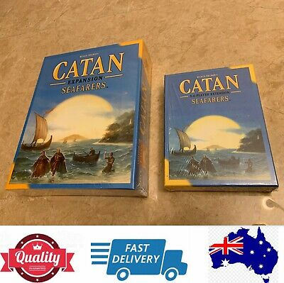 Settlers of Catan Seafarers Expansion, or Seafarers 5-6 players expansion game,