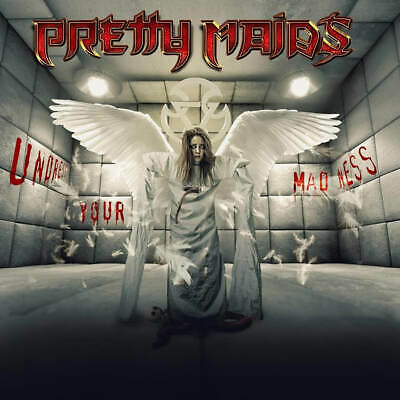 Pretty Maids - Undress Your Madness ( CD 2019 ) Melodic hard rock/metal. Album
