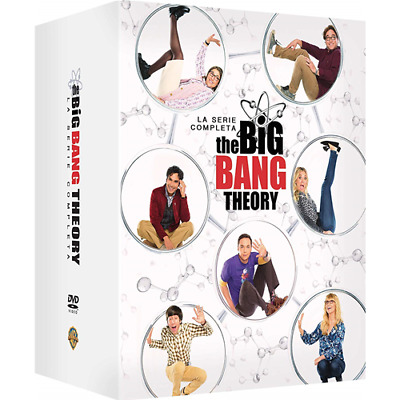 Big Bang Theory (The) - La Serie Completa (37 Dvd)  [Dvd Nuovo] [DISP DAL 12/12]