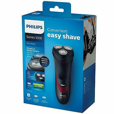 Philips S1320/04 shaver NEW, open and damaged box