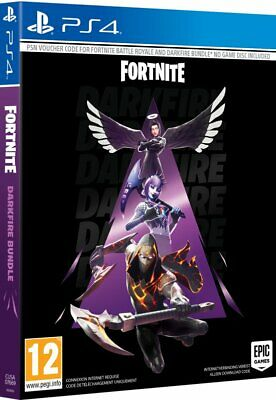 Playstation 4  / Fortnite Darkfire Bundle (Ps4)  (New /Nouveau/Nieuw Sealed)