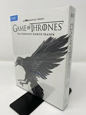 Game of Thrones: Season 8 [Sigil] (Blu-ray + Digital)